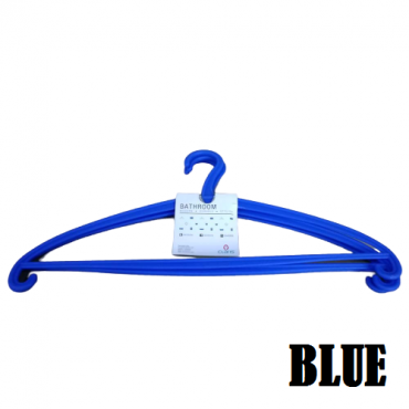 Claris Terry Hanger 0159-3 BLUE