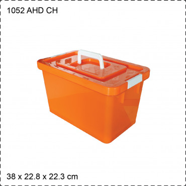 Claris CF Container Diora 1052 AHD CH - Orange