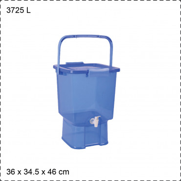 Claris CF Well dispenser 3725 L - Blue