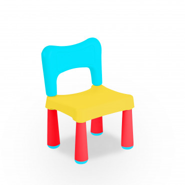 Claris Children Chair 5199 - Blue Yellow
