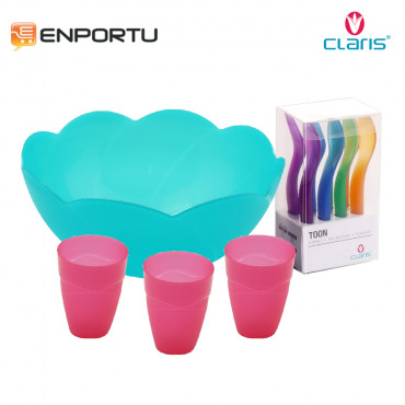 Claris Paket Holiday Fruit Soup - Multiwarna