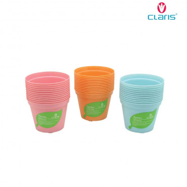 Claris Pot Bibit 6208 (12 Pcs)
